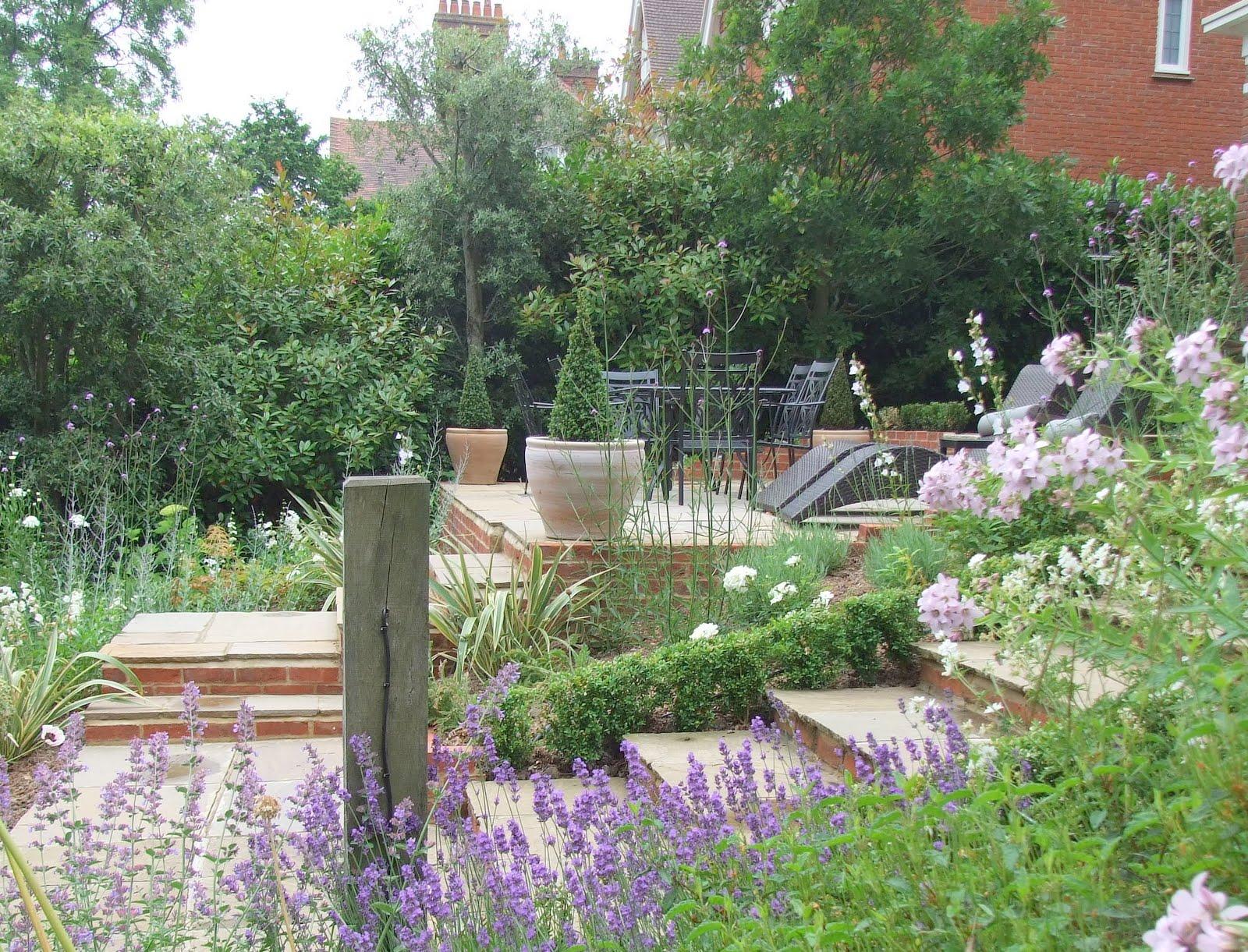 Garden Design & Landscaping - Patio area